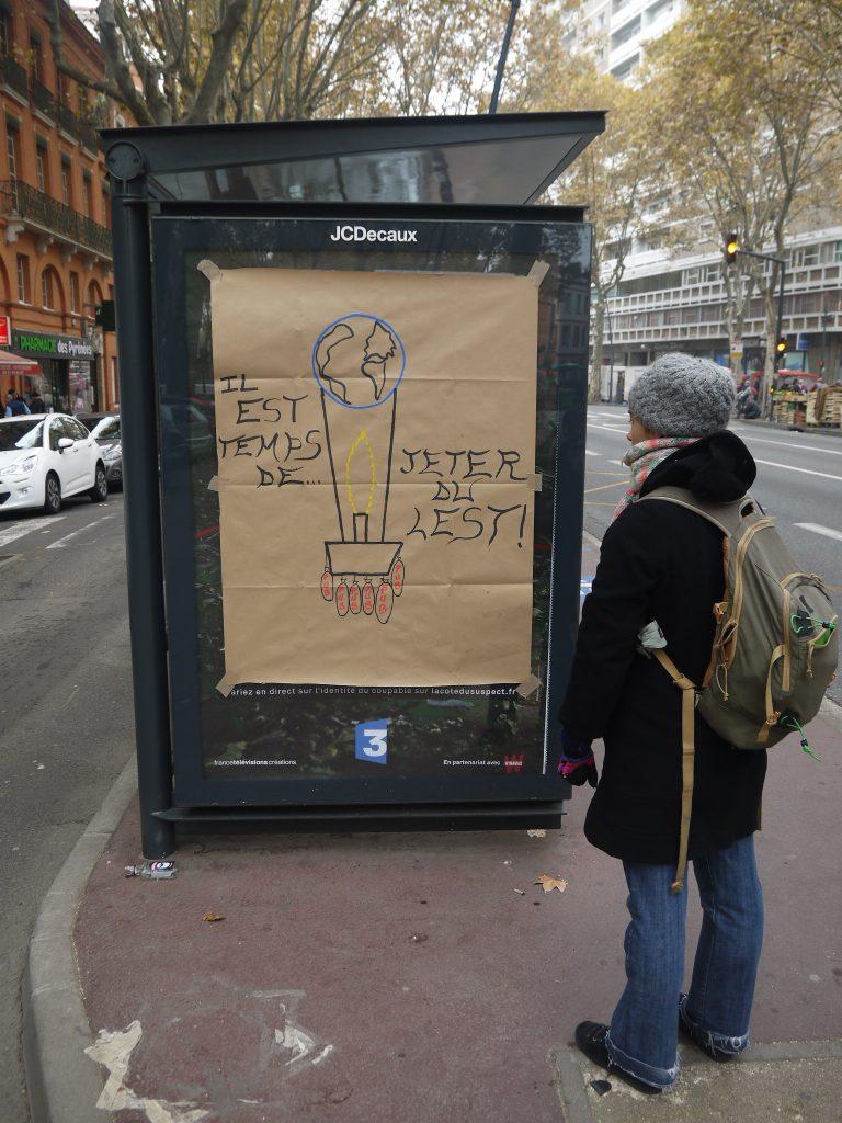 Assez Résistance à l'Agression Publicitaire – Toulouse – Groupe local  TN12